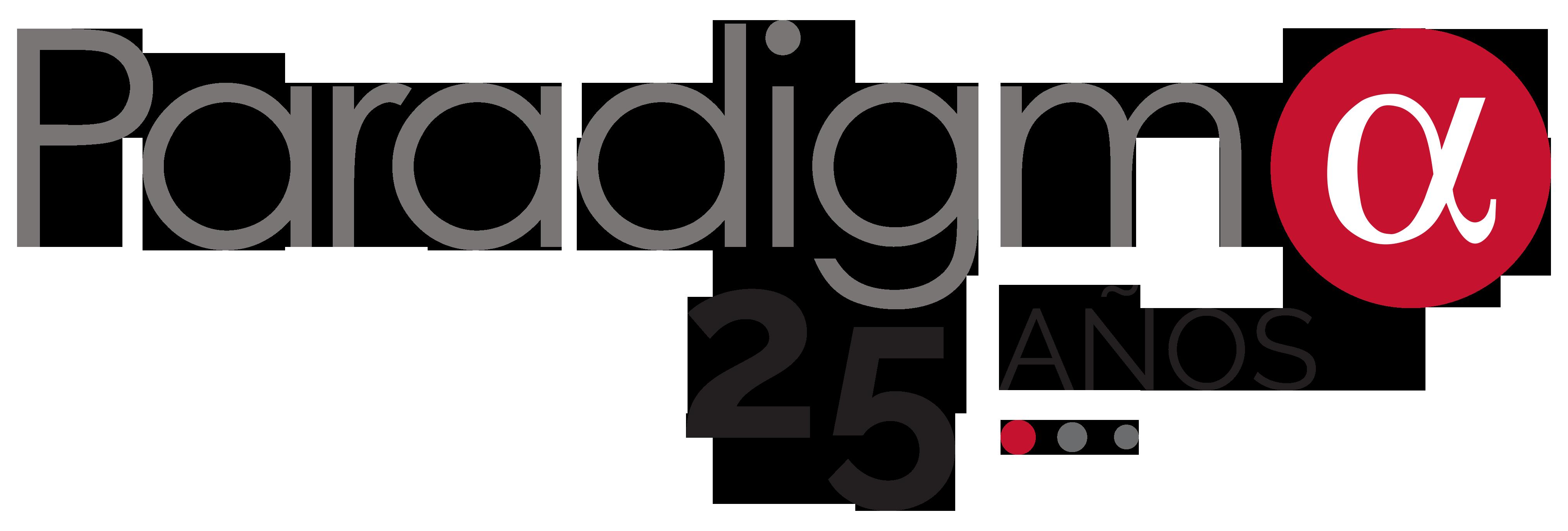 Logos_Paradigma25_Años_RGB