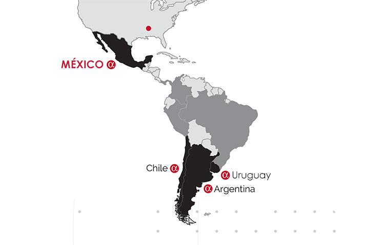 Trayectoria México